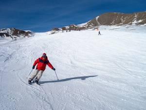 Wintersport Risoul: Frankrijk